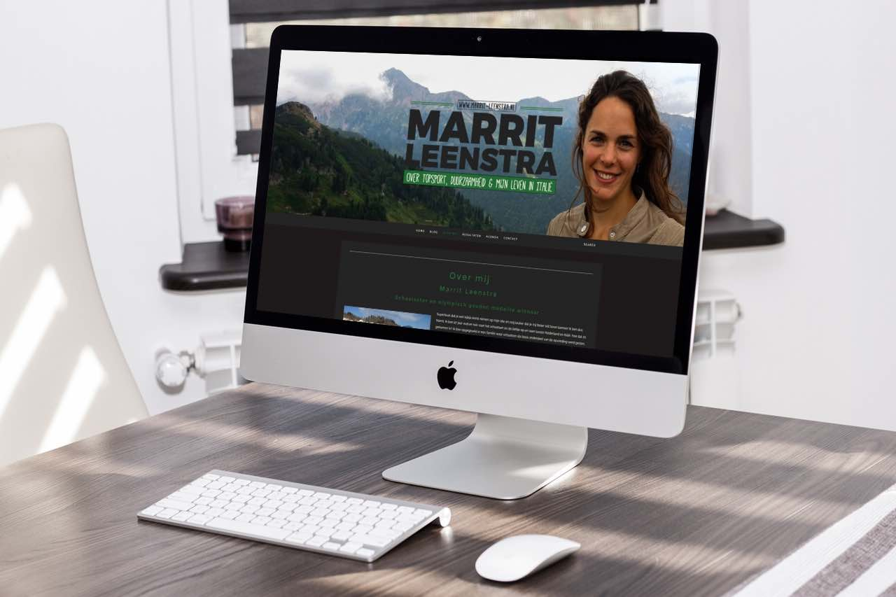 marrit leenstra website